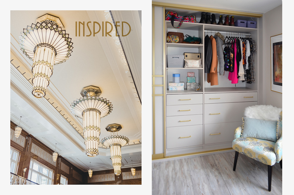 wardrobe interior inspired by empire state