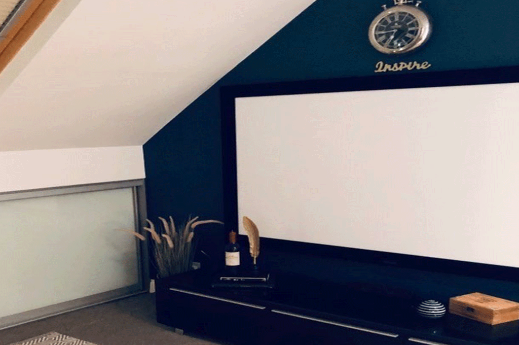 home cinema storage