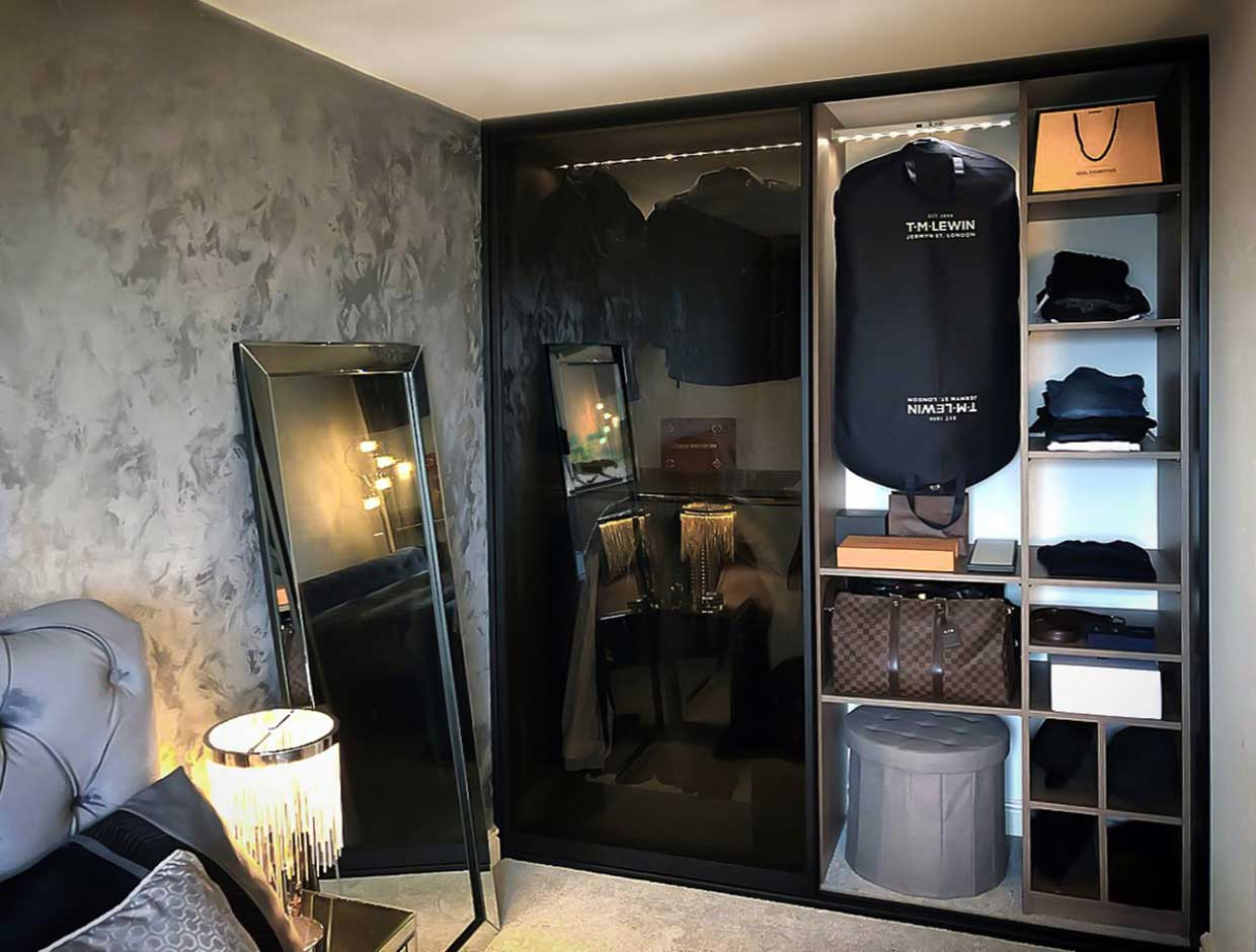 The Ultimate Man Cave Wardrobe