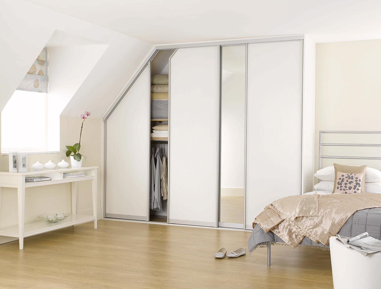 watch b5bf0 0b4e7 Sliderobes - Fitted Wardrobes | Sloping Ceilings
