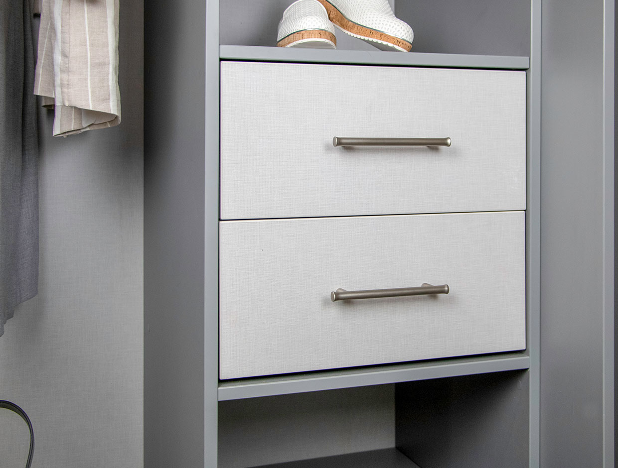 wardrobe drawer fronts